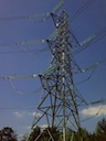 400KV National Grid Pylon