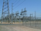 Electricity grid substation